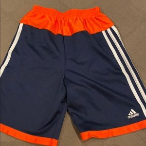 Adidas youth boys shorts size 7X